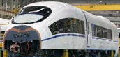Chinese to do Victorville-Las Vegas high-speed rail.