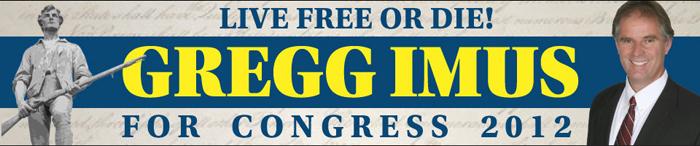 Gregg Imus for Congress